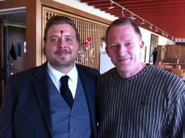 Bankerot, Nicholas Bro og Dennis Albrethsen