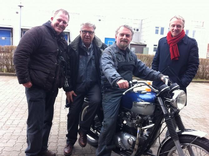 Erik Clausen, Leif Sylvester og Dennis Albrethsen gi'r den gas - Mennesker bliver spist 2013