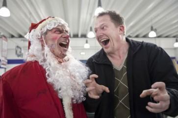 Jan Linnebjerg Pyrus og Dennis Albrethsen som Zombier - Zomedy